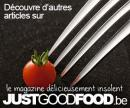 Just Good Food, le nouveau magazine belge qui parle de Food.