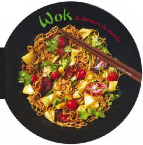 Saveurs de nos r gions livres d guster for Cuisinier wok
